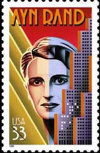 Hero of the Day - Ayn Rand